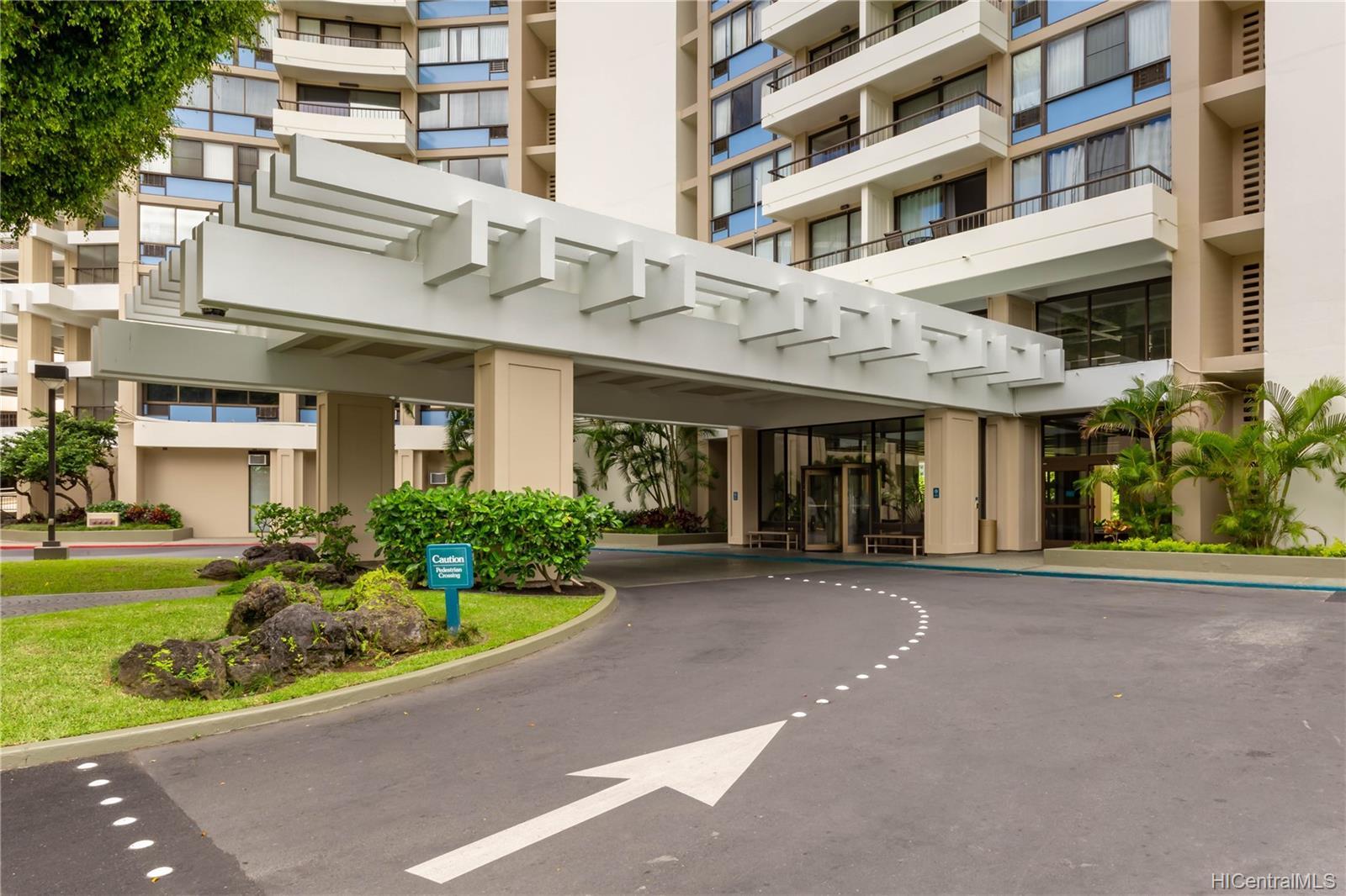 Marco Polo Apts condo # 801, Honolulu, Hawaii - photo 24 of 25