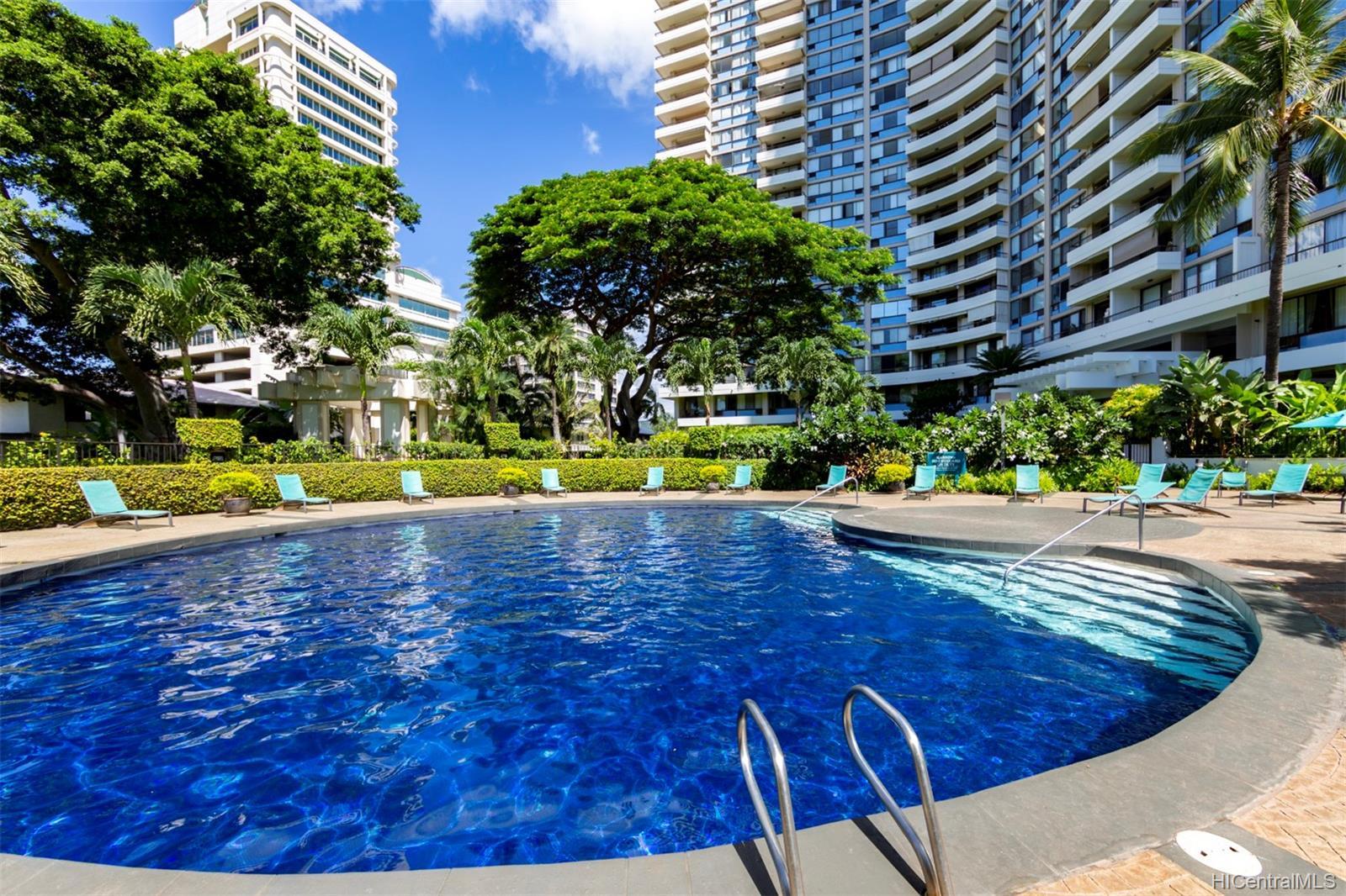 Marco Polo Apts condo # 802, Honolulu, Hawaii - photo 21 of 24