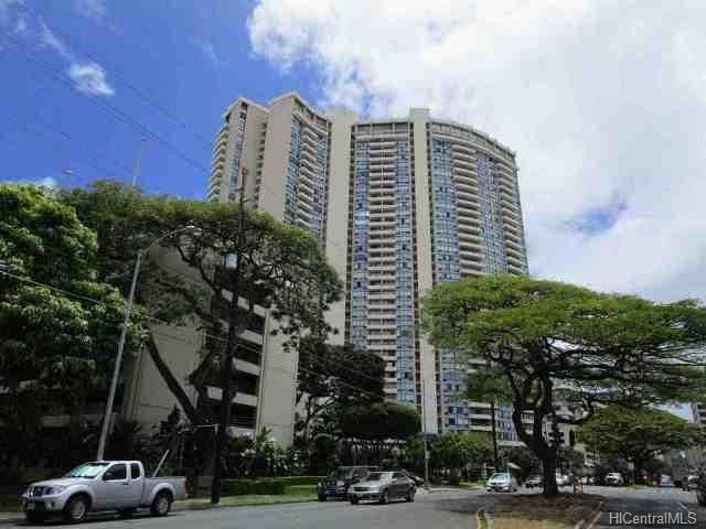 Marco Polo Apts condo #910, Honolulu, Hawaii - photo 1 of 9