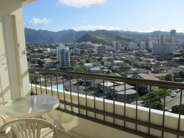 Marco Polo Apts condo #1405, Honolulu, Hawaii - photo 1 of 19