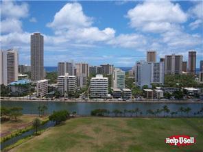 Marco Polo Apts condo # 1617, Honolulu, Hawaii - photo 1 of 10
