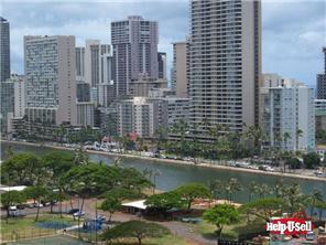 Marco Polo Apts condo # 1617, Honolulu, Hawaii - photo 2 of 10