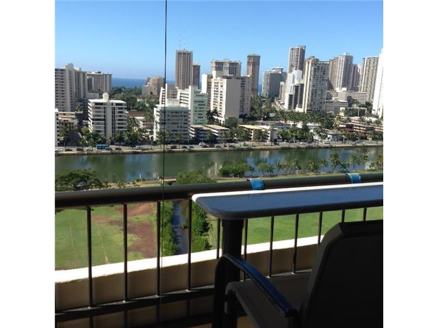 Marco Polo Apts condo #1708, Honolulu, Hawaii - photo 1 of 13