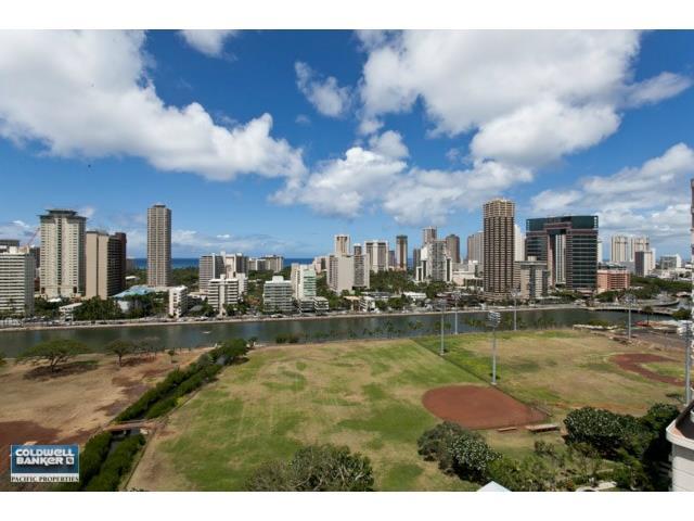 Marco Polo Apts condo # 1815, Honolulu, Hawaii - photo 8 of 10