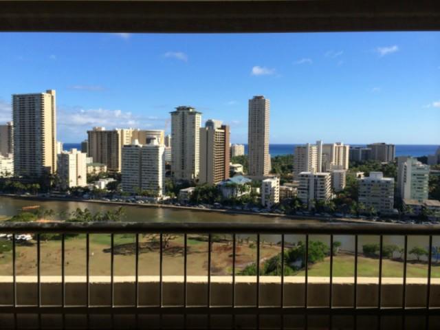 Marco Polo Apts condo # 2016, Honolulu, Hawaii - photo 1 of 13