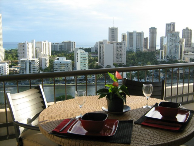 Marco Polo Apts condo #2017, Honolulu, Hawaii - photo 1 of 6