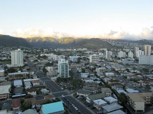 Marco Polo Apts condo #2105, Honolulu, Hawaii - photo 1 of 17