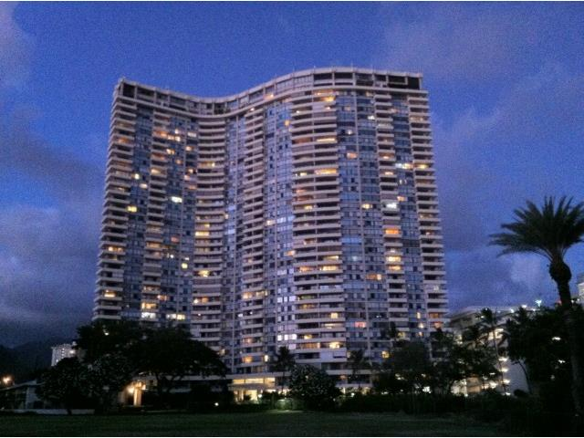 Marco Polo Apts condo # 2105, Honolulu, Hawaii - photo 17 of 17