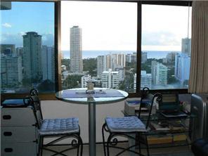 Marco Polo Apts condo # 2315, Honolulu, Hawaii - photo 1 of 10