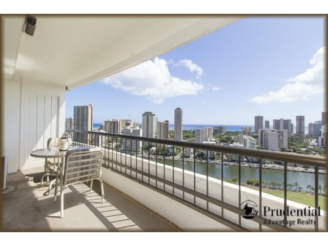 Marco Polo Apts condo # 2411, Honolulu, Hawaii - photo 12 of 22