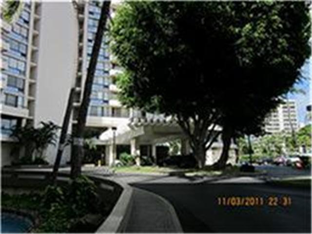 Marco Polo Apts condo # 2502, Honolulu, Hawaii - photo 1 of 13