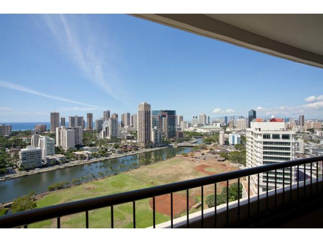 Marco Polo Apts condo # 2511, Honolulu, Hawaii - photo 3 of 13