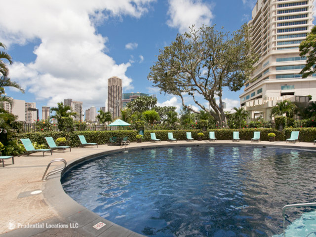 Marco Polo Apts condo # 2516, Honolulu, Hawaii - photo 14 of 17