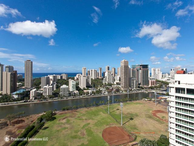 Marco Polo Apts condo # 2516, Honolulu, Hawaii - photo 16 of 17