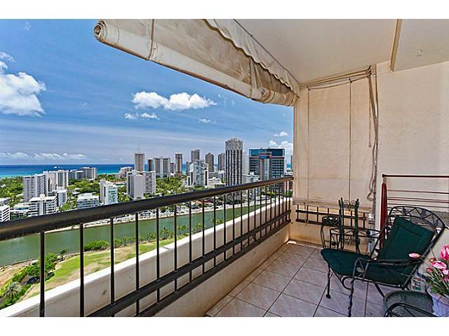 Marco Polo Apts condo # 2616, Honolulu, Hawaii - photo 7 of 14