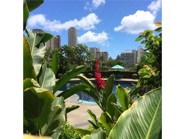 Marco Polo Apts condo # 2805, Honolulu, Hawaii - photo 4 of 4