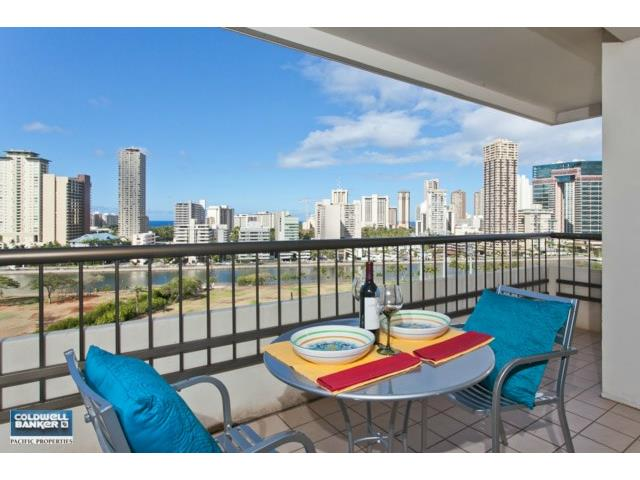 Marco Polo Apts condo #1217, Honolulu, Hawaii - photo 1 of 10