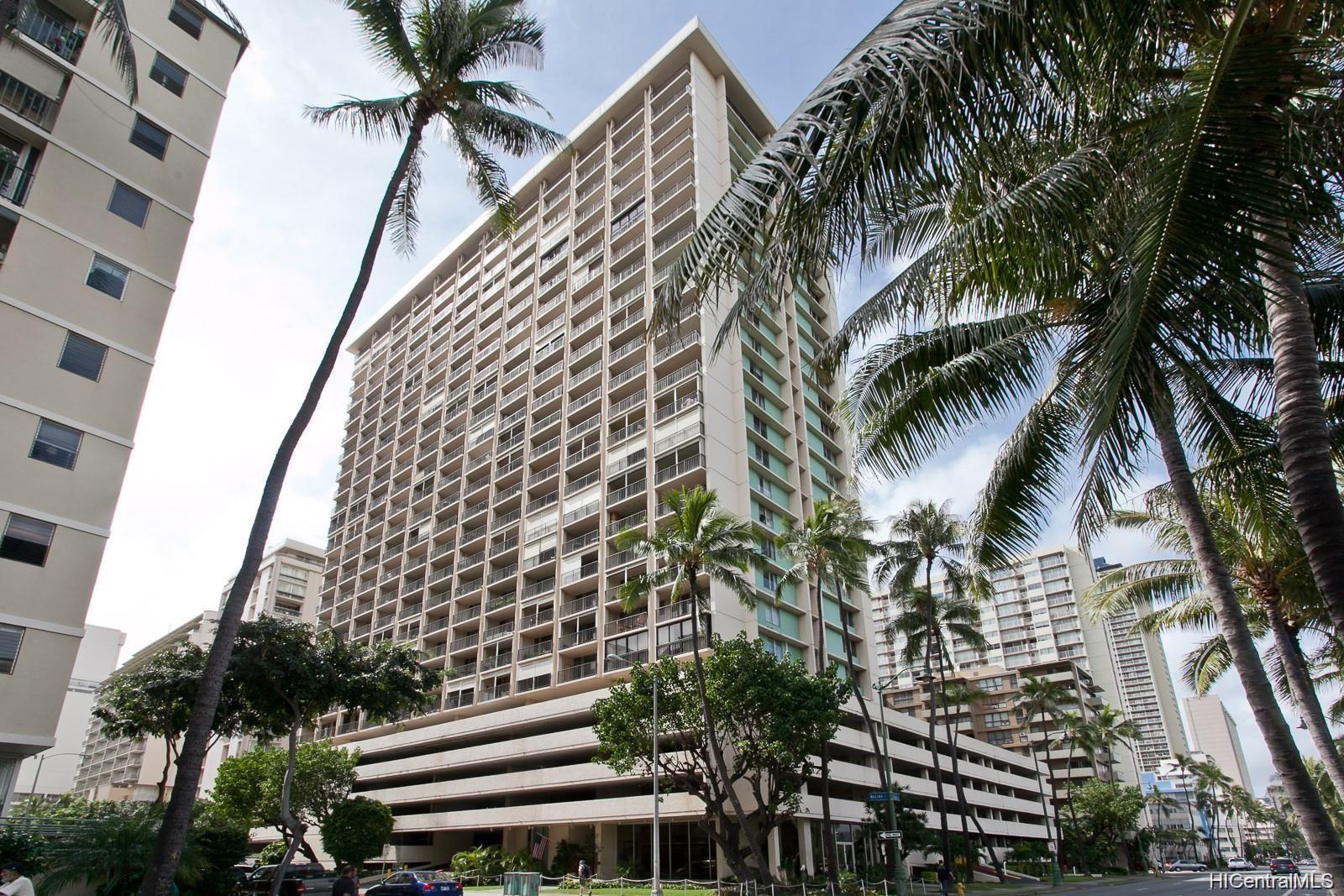 Fairway Villa condo # 1415, Honolulu, Hawaii - photo 11 of 11