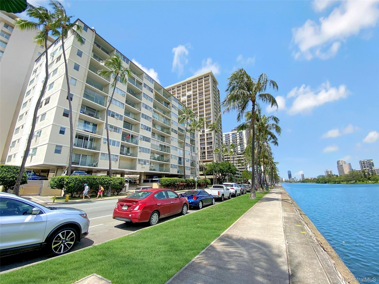 Ala Wai Palms condo # 207, Honolulu, Hawaii - photo 15 of 25