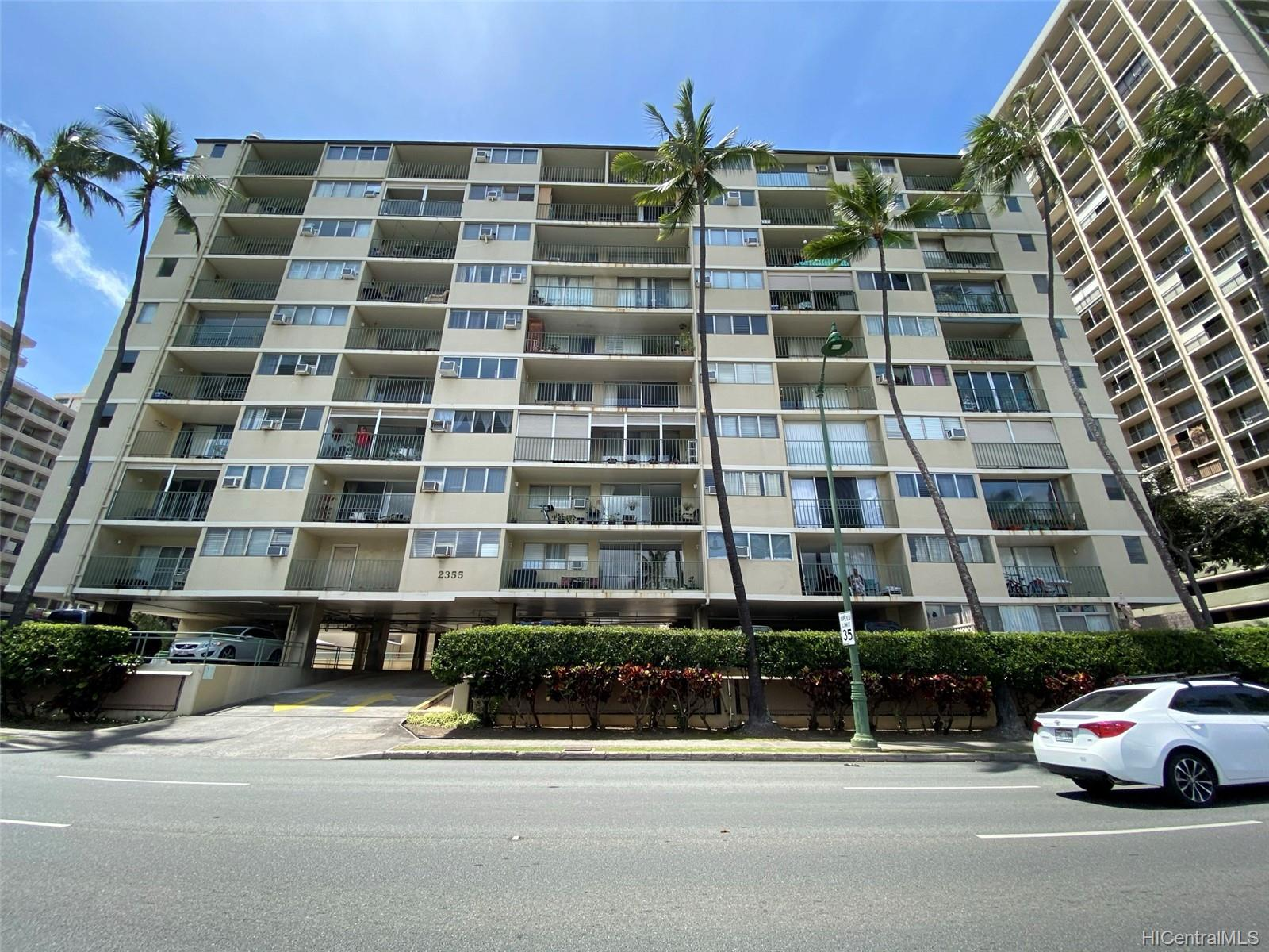 Ala Wai Palms condo # 207, Honolulu, Hawaii - photo 21 of 25