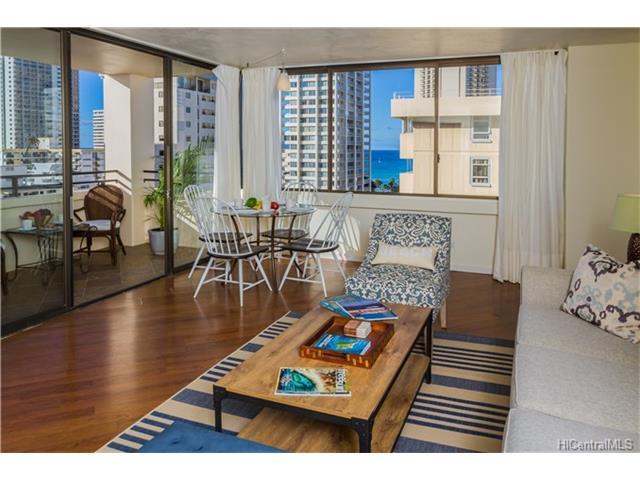 Waikiki Skytower condo #1803, Honolulu, Hawaii - photo 1 of 18