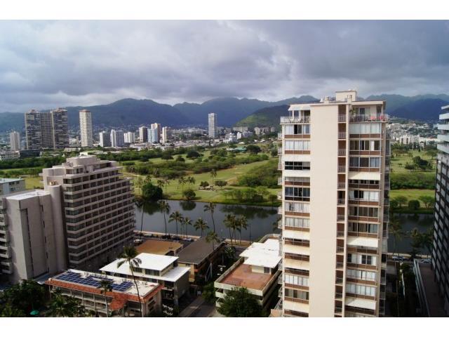 Waikiki Skytower condo #2102, Honolulu, Hawaii - photo 1 of 18
