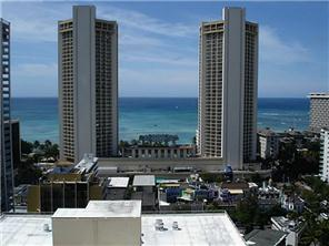 Waikiki Skytower condo #2504, Honolulu, Hawaii - photo 1 of 8