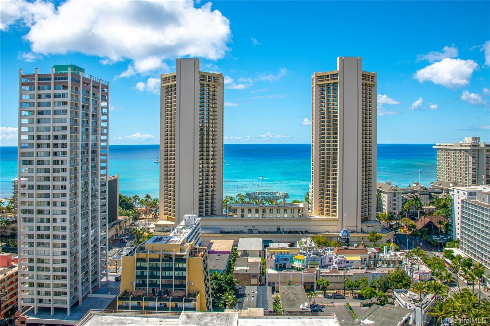 Waikiki Skytower condo #2704, Honolulu, Hawaii - photo 1 of 25