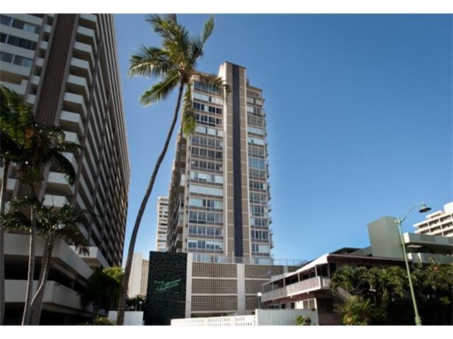Waikiki Skyliner condo # 1103, Honolulu, Hawaii - photo 2 of 10