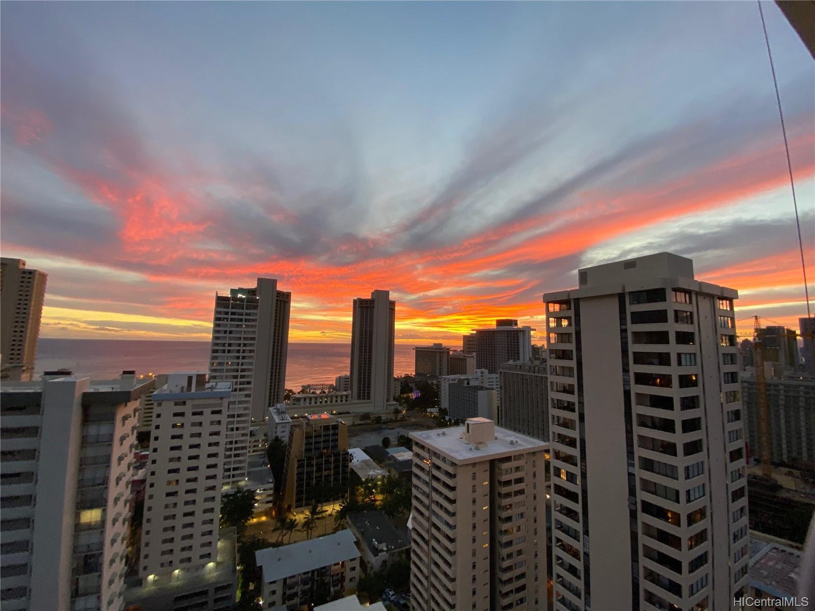 Waikiki Townhouse condo # 2701, Honolulu, Hawaii - photo 21 of 21