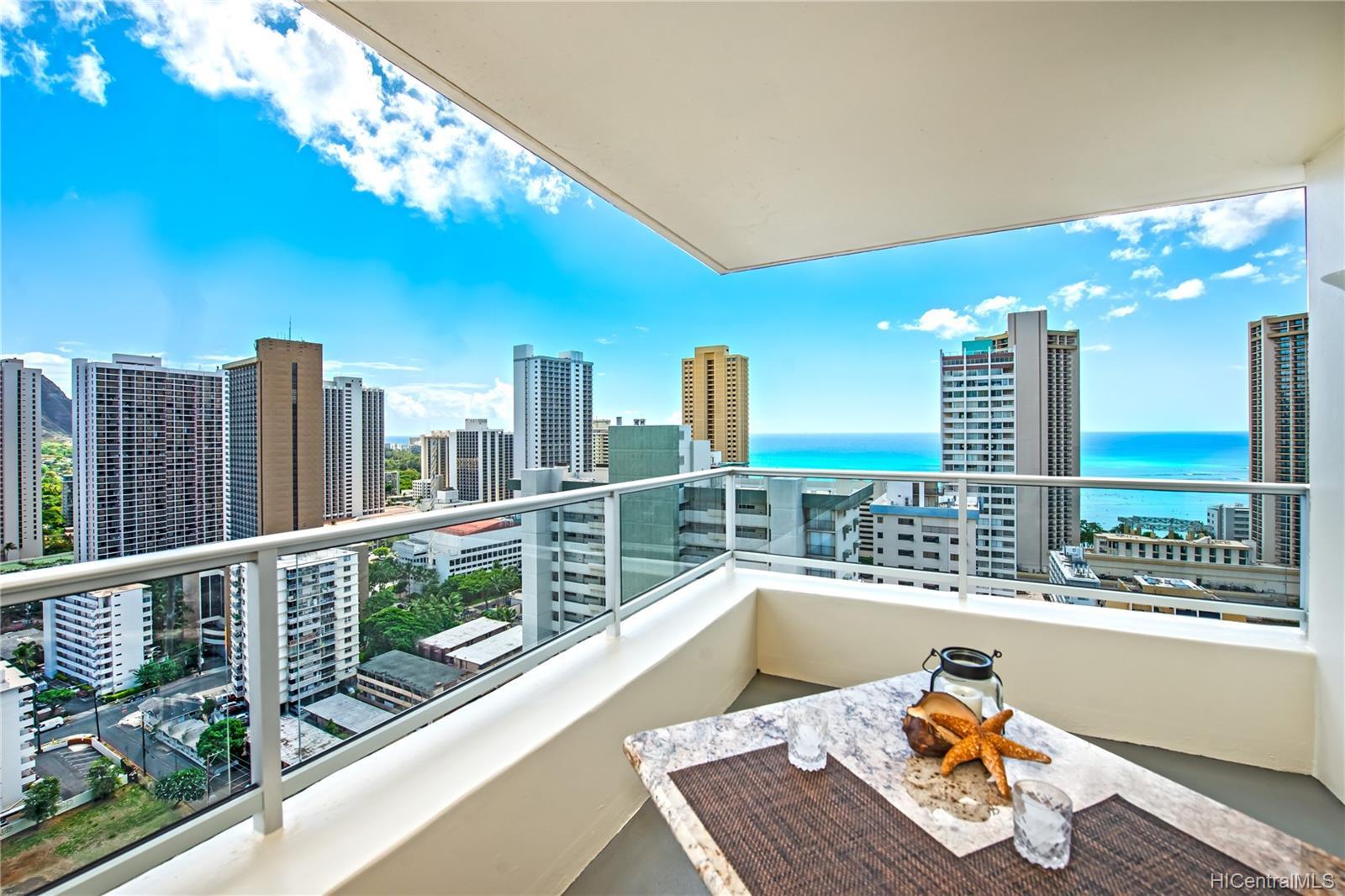 Waikiki Townhouse condo # 2701, Honolulu, Hawaii - photo 6 of 21