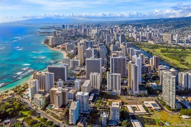Pacific Monarch condo # 1307, Honolulu, Hawaii - photo 16 of 19