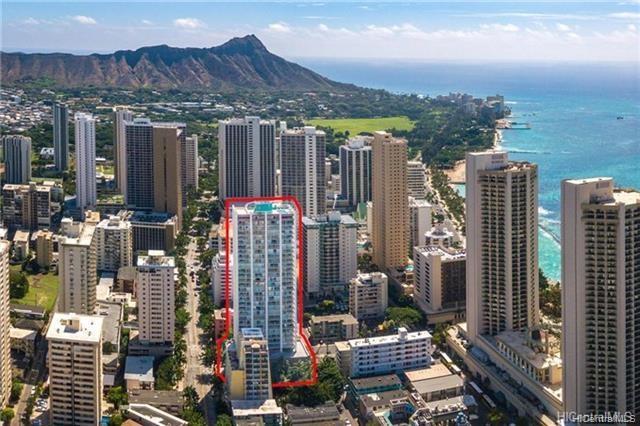 Pacific Monarch condo # 1307, Honolulu, Hawaii - photo 17 of 19