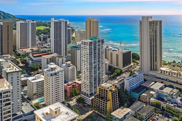 Pacific Monarch condo # 1307, Honolulu, Hawaii - photo 18 of 19