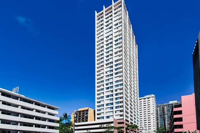 Pacific Monarch condo # 1307, Honolulu, Hawaii - photo 19 of 19