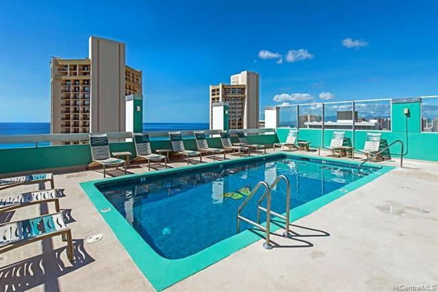 Pacific Monarch condo # 1307, Honolulu, Hawaii - photo 6 of 19