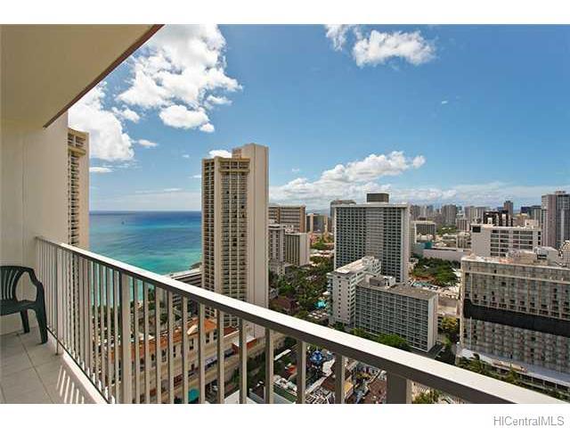 Pacific Monarch condo #PH3204, Honolulu, Hawaii - photo 1 of 10