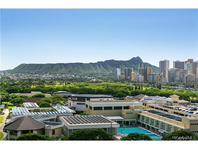 Kapiolani Gardens condo #1403, Honolulu, Hawaii - photo 1 of 11