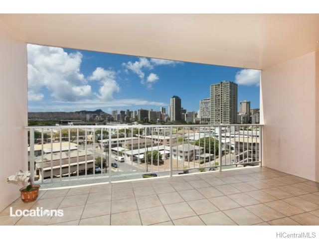 Kapiolani Gardens condo #603, Honolulu, Hawaii - photo 1 of 14