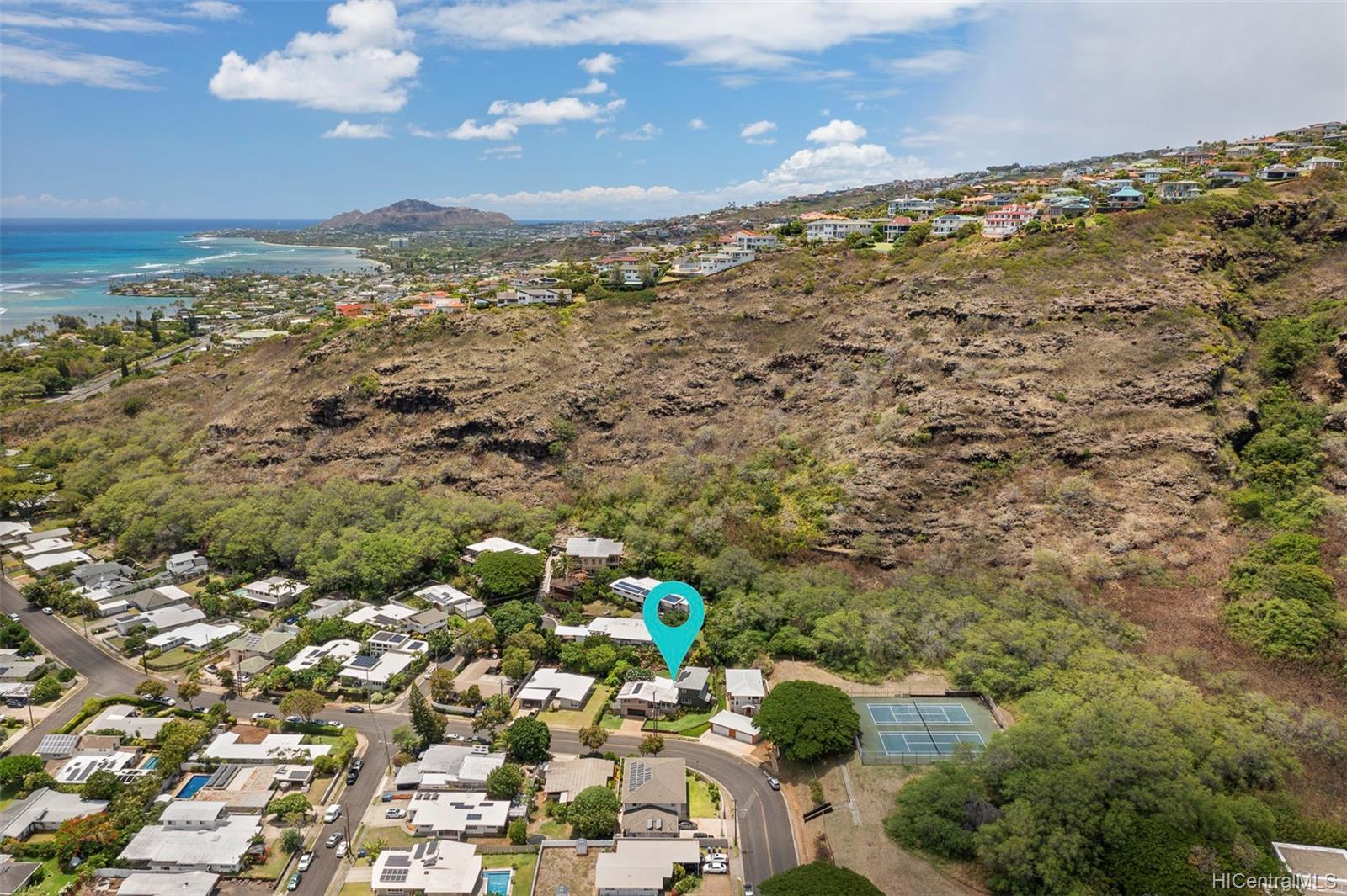 244  Hawaii Loa Street Niu Valley, Diamond Head home - photo 24 of 25