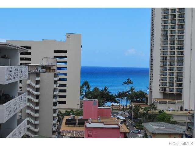 Waikiki Park Hgts condo #1006, Honolulu, Hawaii - photo 1 of 9