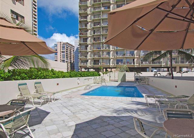 Waikiki Park Hgts condo # 1708, Honolulu, Hawaii - photo 20 of 22