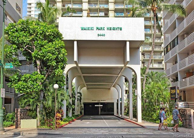 Waikiki Park Hgts condo # 1708, Honolulu, Hawaii - photo 22 of 22