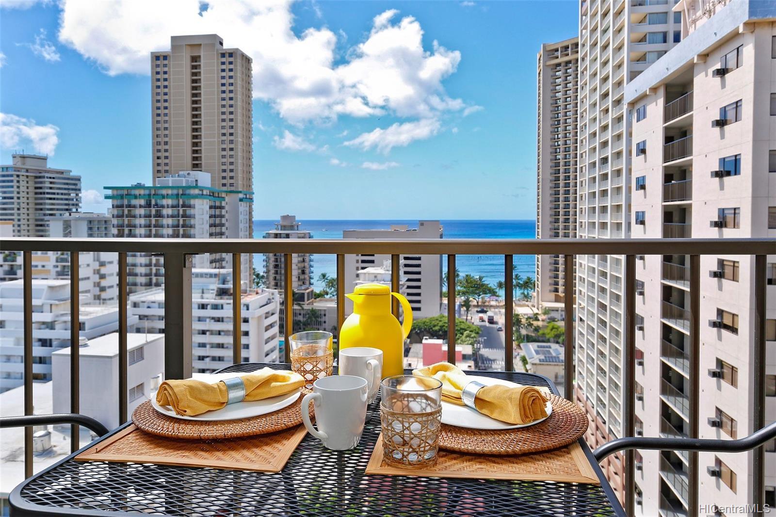 Waikiki Park Hgts condo # 1708, Honolulu, Hawaii - photo 7 of 22