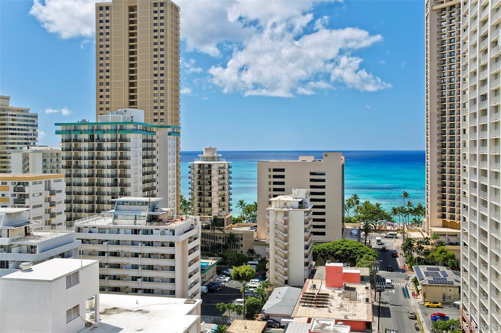 Waikiki Park Hgts condo # 1708, Honolulu, Hawaii - photo 10 of 22