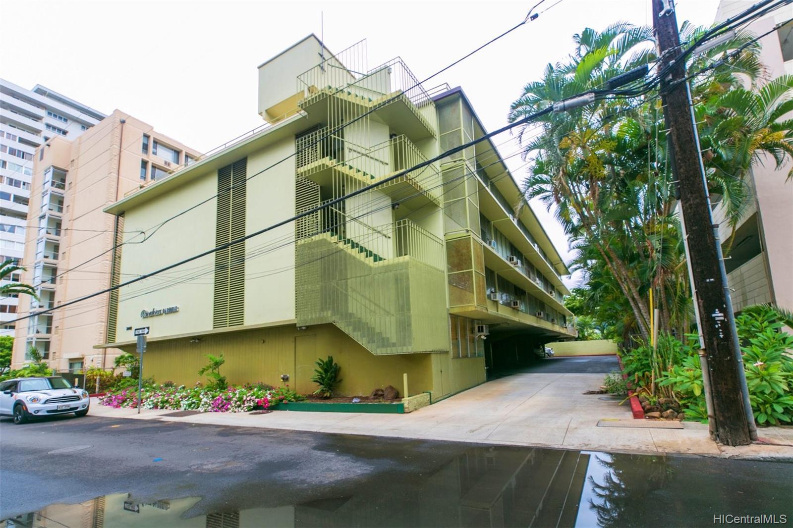 Ainahau Gardens condo # 105, Honolulu, Hawaii - photo 16 of 16