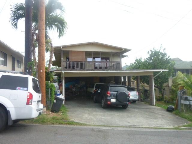 2448  Kawohi Pl Kalihi-lower, Honolulu home - photo 1 of 6