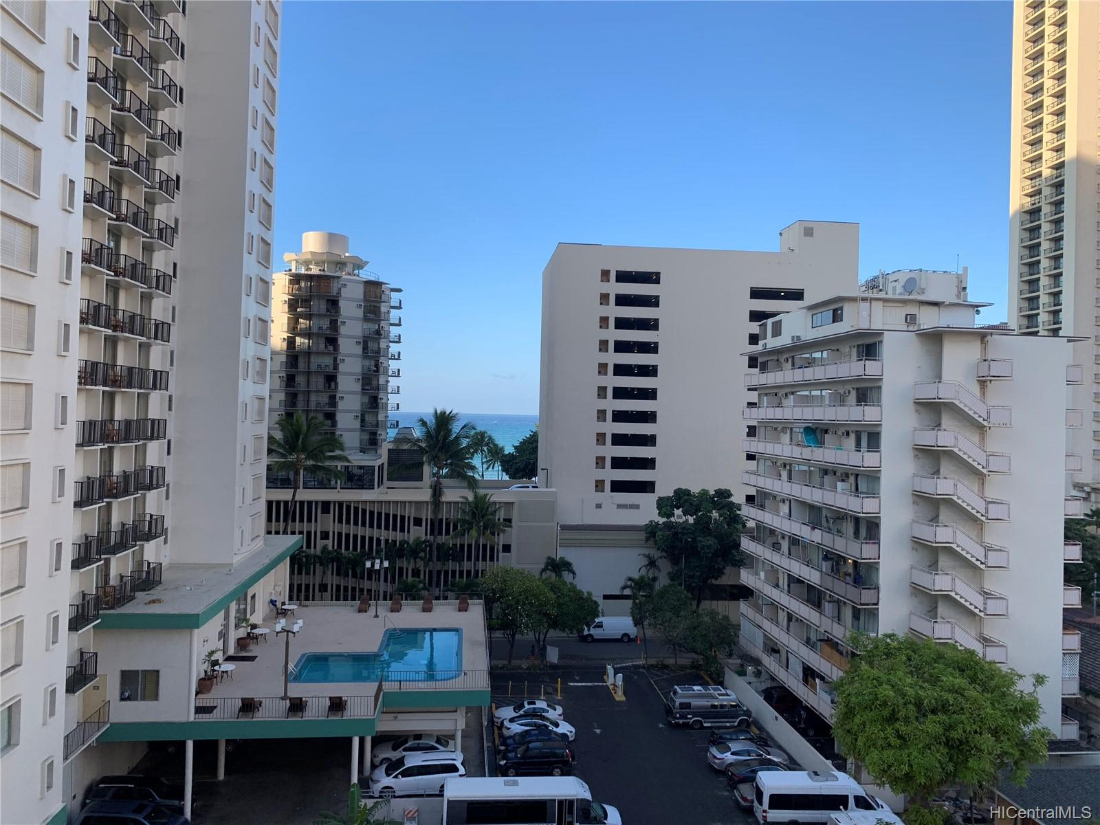 Kuhio Village 2 condo # 908A, Honolulu, Hawaii - photo 11 of 12