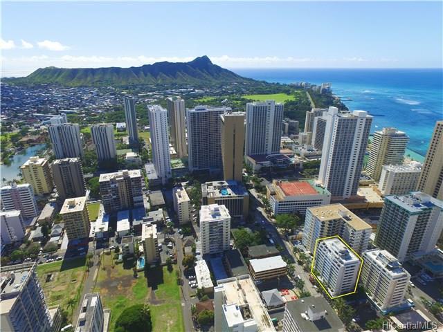 Kuhio Village 1 condo #1010, Honolulu, Hawaii - photo 1 of 12