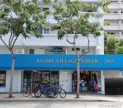 Kuhio Village 1 condo #1107, Honolulu, Hawaii - photo 1 of 9
